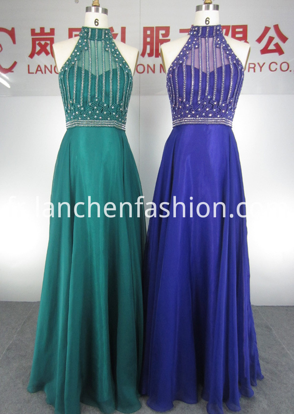 Floor Length Dress