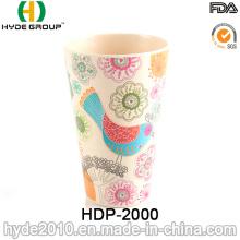 2016 vários estilos copo de fibra de bambu (HDP-2000)