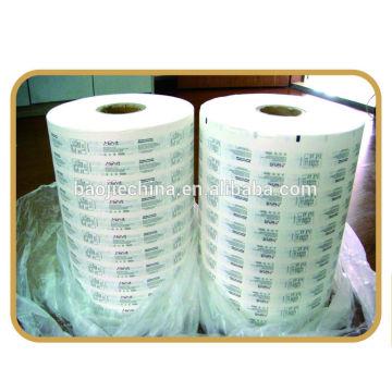 Medical blister packaging for syringes