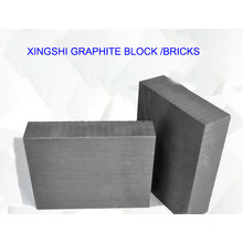 China Factory Customized High Pure Isostatic Carbon Graphite Brick