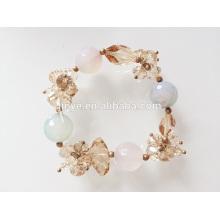 Bracelet en perles de cristal Fashion Bling Bling