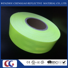 Fluorescent Green Pet Safety Reflective Tape /Material