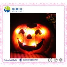 Halloween-Dekoration-Kürbis-Laterne kann Stimme und Licht machen