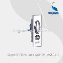 Saip / Saipwell Serrure de haute qualité coulissante pour armoire à panneau avec certification CE