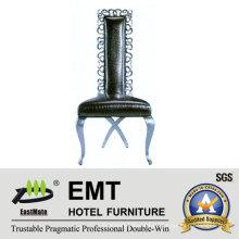 Уникальный дизайнерский металлический стул (EMT-HC27)
