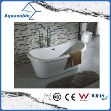 New Style Ellipse Acrylic Freestanding Bathtub (AB6903)