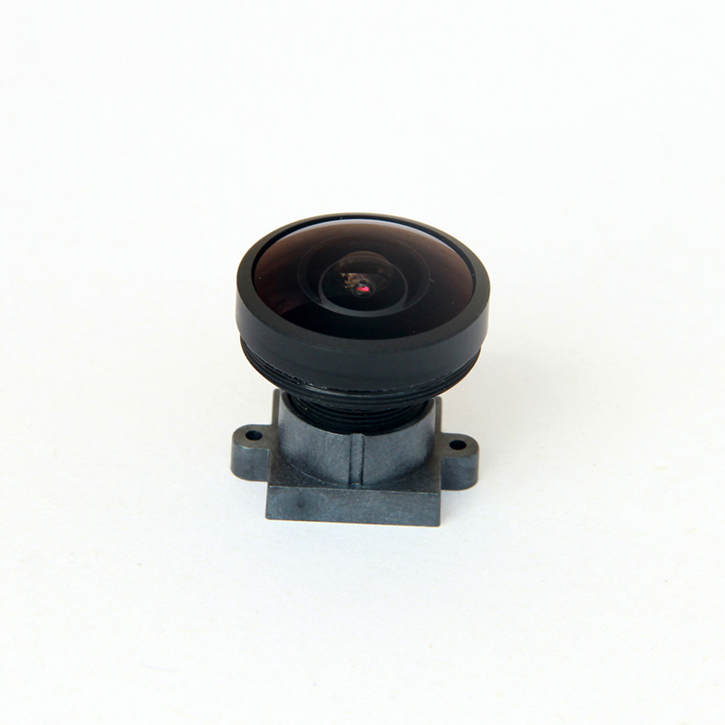 Panoramic Thermal Fisheye Camera Module
