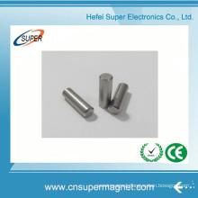 Permanent N38 Sintered Neodymium Cylinder Magnet