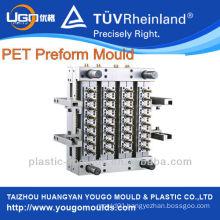 Professional PET preform mould hot-runner valve gate 1-96cavity