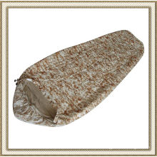 Camouflage Nylon Sleeping Bag for Camping (CL2A-BE01)