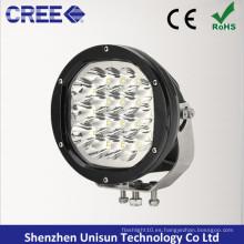 "7 ""impermeable 12V 90W 18X5w CREE LED 4X4 Luz de conducción"