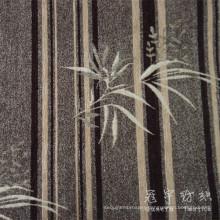 Jacquard Viscose Chenille Curtain and Sofa Fabric
