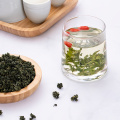 Goji berry bud tea