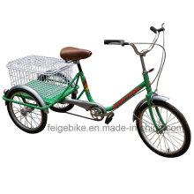 Elder People Use Three Wheel Bike Tricycle (FP-TRCY025)