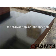 linyi 18mm film face plywood two time pressed plywood