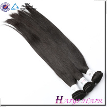 Indian Hair Grade 8A 9A Cuticle Aligned Machine Weft Sample Order Accept No Tangle