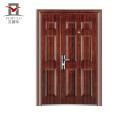 últimos productos kerala puerta frontal diseña puerta de hierro