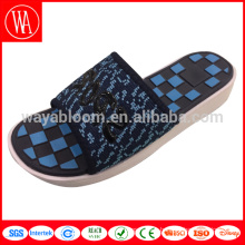 Hot selling indoor pattern slippers wholesale with custom logo