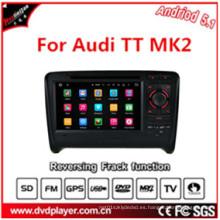 Hla 8795 Auto GPS Reproductor de DVD Android 5.1 3G Internet Car DVD Player en el vídeo del coche para Audi Tt Navegación
