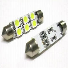 T11 5050 6SMD LED Festoon Light