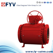 API6d Manual 3-Piece Fixed Ball Valve