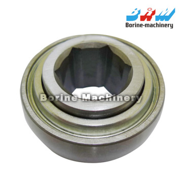 205KRRB2,HPS014GP,JD8260,AA22097,195293C Hex Bore Agricultural Bearing