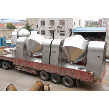 Potassium Bromate Double Tapered Vacuum Drying Machine