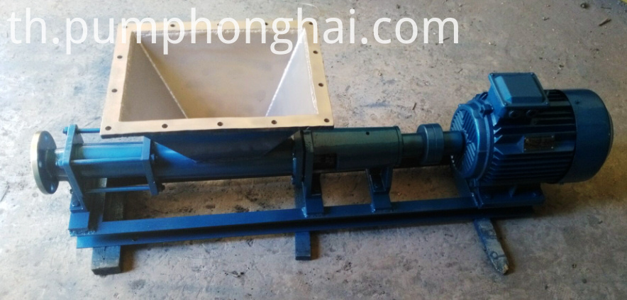 stainless steel paste pump