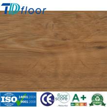 Revestimento de vinil de madeira Indoor do PVC da amostra grátis
