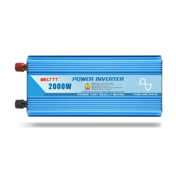 2 Kw DC para AC Micro Power Inverter