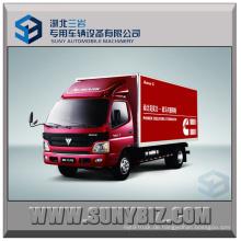 Foton Aumark Cummins 141HP 4m Van LKW Cargo Box Truck