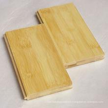 Horizontal Natural Color T&G Bamboo Flooring