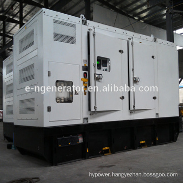 850kw diesel generator Power by Cummins engine with CE ISO Approval