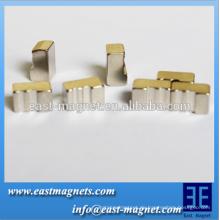 Starker exquisiter Neodym-Mikro-Magnet / Unregelmäßiger ndfeb Magnet zum Verkauf