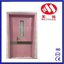 Good Quality Glass Entry Steel Security Door Design