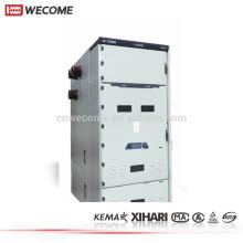 Tableau électrique de 33Kv fermé par métal à haute tension de KYN61