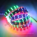 ws2812b sk6812 5v dotstar doble Led Pixel Strip 15mm 120 leds / m smd5050 rgb