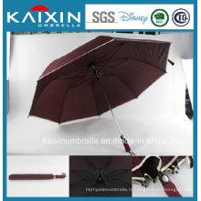 Индивидуальный 2-х полосный автоматический модный зонтик