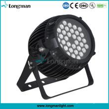 Indoor 36 * 3W Rgbaw Professionelle LED PAR Zoom Bühnenlicht
