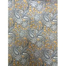 100% Printed Polyester Lining Fabric for Apparels