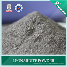 Polvo de lignito mínimo 50% Min-70% utilizado para materia prima de ácido húmico