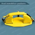Dispositivo de imobilizador de cabeça pediátrico para suporte de cabeça infantil