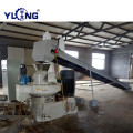 Wood Pellets Mill and Packing Machine