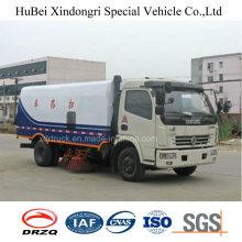 7cbm Новый дизайн Dongfeng Road Cleaning Truck Euro 3