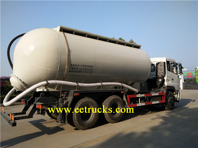 Cement Powder Trucks