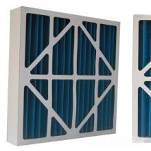 Panel Filtro de cartón industrial Filtro de aire primario
