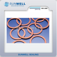Solid Copper Gasket Seal Ring