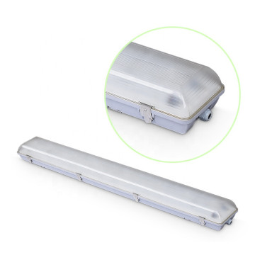 PC-Abdeckung Tri Proof 20W LED Tube Light