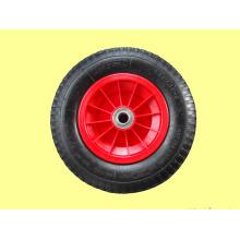 Колеса пневматические резиновые для прицепа, различных транспортных средств, с металлические или пластиковые колеса
