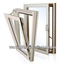 Foshan Wanjia Windows fenêtres en aluminium inclinables et tournantes